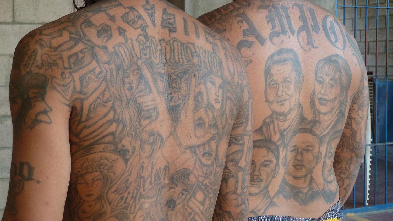 Татуировки заключенных и их значение фото